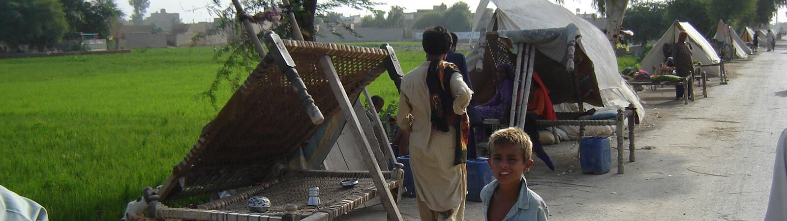 Rebuilding lives in flood-ravaged Pakistan