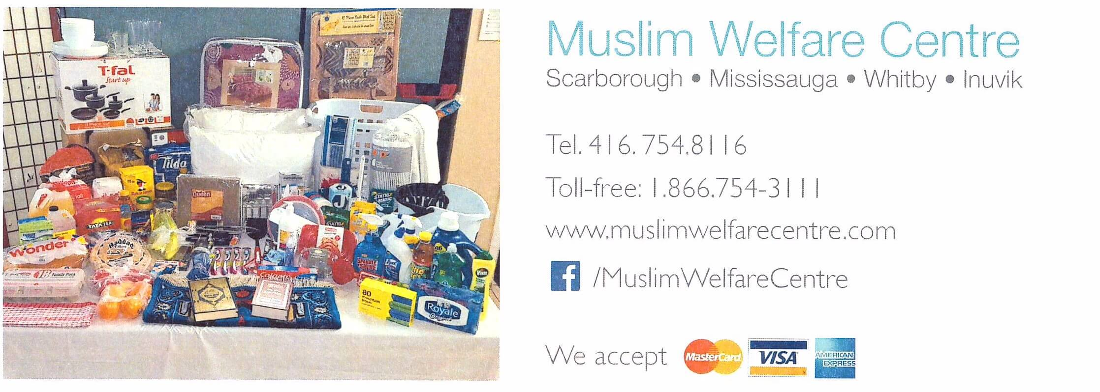Syrian Welcome Kit